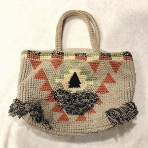 Cleobella   Boho Tote Fringe Bag